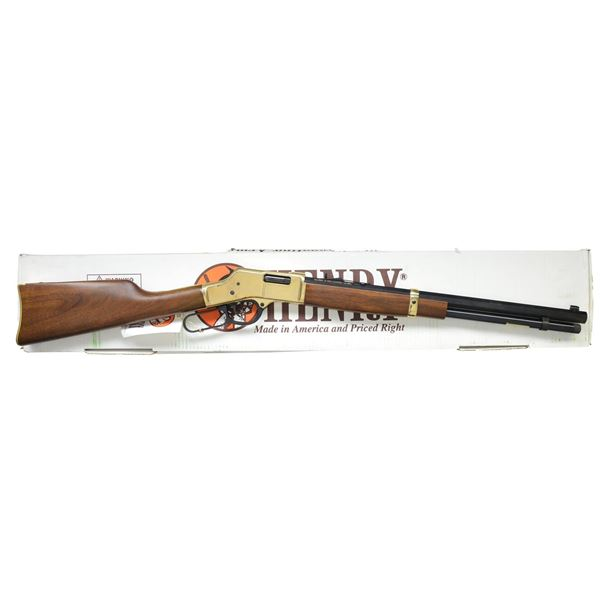 HENRY BIG BOY LEVER ACTION RIFLE.