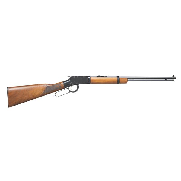 ITHACA M-49R REPEATER LEVER ACTION RIFLE.