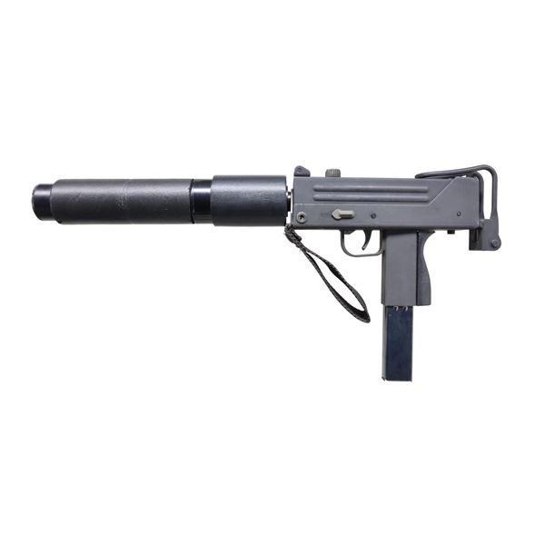 POWDER SPRINGS M10/9 SMG W/ SUPPRESSOR.