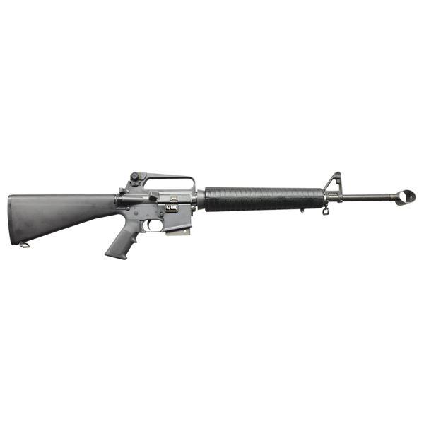 VERY RARE COLT/CIENER SEMI-AUTO BELT FED AR-15.