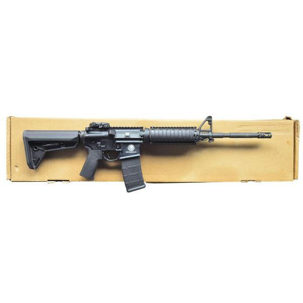RARE MEXICAN DEFENSE CONTRACT COLT M4 CARBINE.
