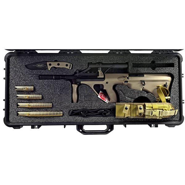 BRAND NEW IN BOX GEN 1 MSAR STG-556 W/ 1.5X FACTORY SIGHT.