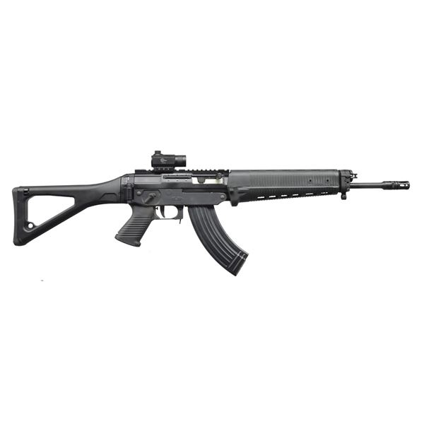 VERY NICE SIG 556R FACTORY FOLDER CHAMBERED IN