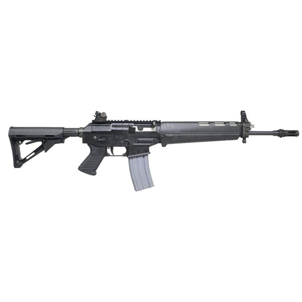 SIG-556 CLASSIC CARBINE W/ COLLAPSIBLE STOCK.