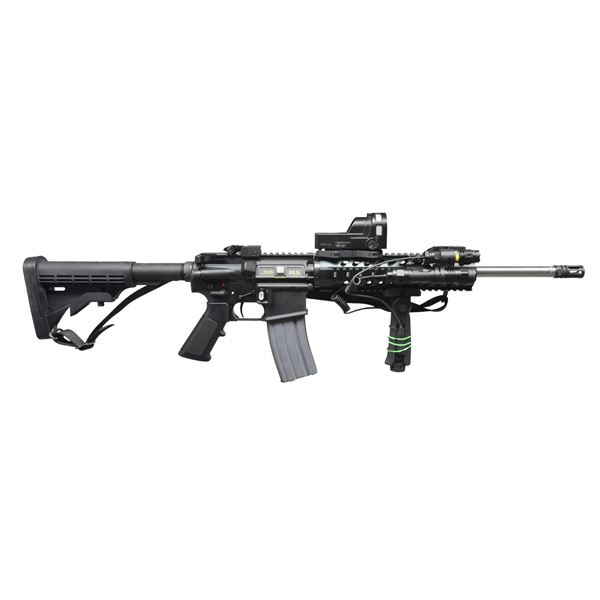 300 AAC BLACKOUT RIFLE BY ANDERSON MANUFACTURING.