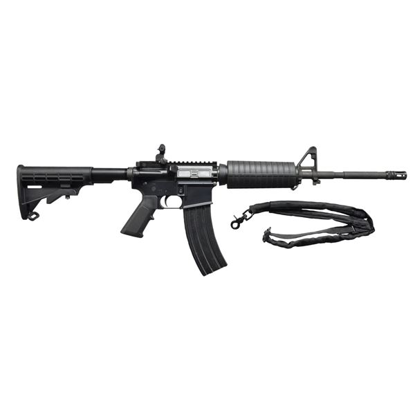 CMMG FLAT TOP M4 STYLE CARBINE.
