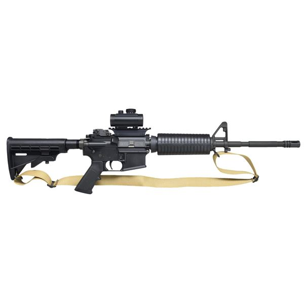EXCELLENT STAG 15 M4 STYLE CARBINE.