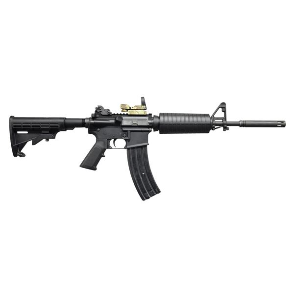 YHM COMMANDO STYLE CARBINE W/ PERMANENTLY ATTACHED