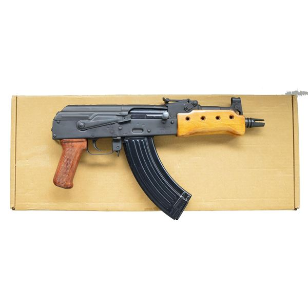 MINI DRACO AK STYLE PISTOL WITH BLONDE WOOD
