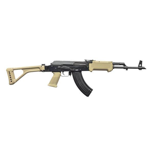 I.O. INC AK47 VARIANT RIFLE WITH TAPCO FURNITURE.
