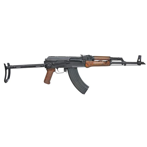 MILLED RECEIVER UNDER FOLDING AK47 VARIANT WITH