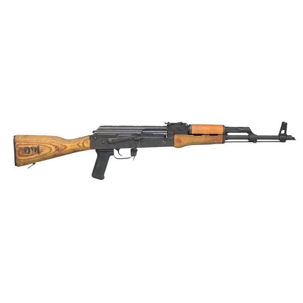 IRAQI CONTRACTOR WASR 10 AK-47 VARIANT.