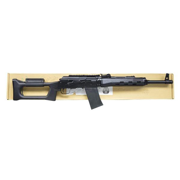 LIKE NEW RUSSIAN IZHMASH SAIGA-12 SHOTGUN FROM