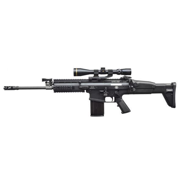 LONG SOUGHT AFTER FN SCAR 17S RIFLE IN PRISTINE