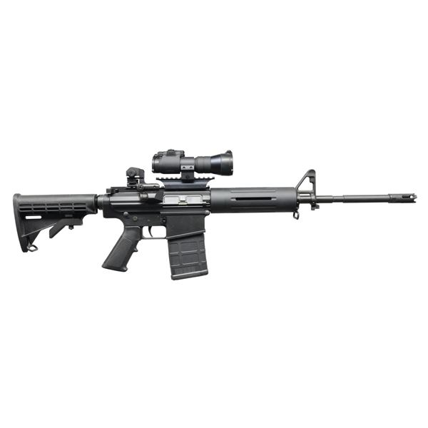 IMMACULATE DPMS LR-308 CARBINE PACKAGE.