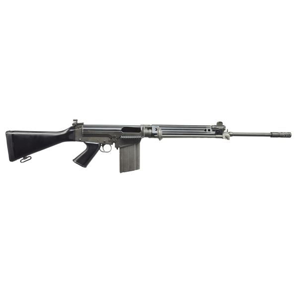 VERY CLEAN DS ARMS SA58 RIFLE.