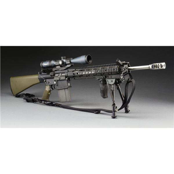 ARMALITE AR 10A4 7.62X51 RIFLE SYSTEM.