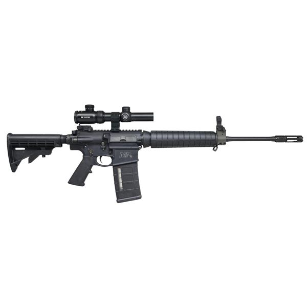 SMITH & WESSON M&P-10 .308 RIFLE.