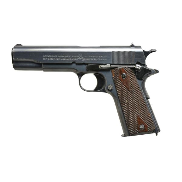COLT COMMERCIAL GOV'T MODEL 1911 45 AUTO PISTOL
