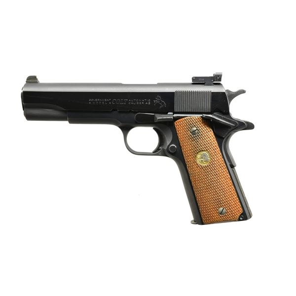 COLT 1911A1 GOVERNMENT MODEL COMMERCIAL SEMI AUTO