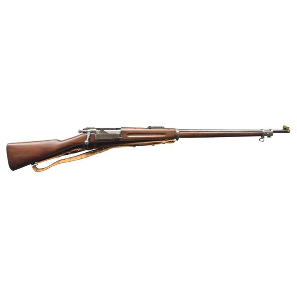 SPRINGFIELD MODEL 1898 KRAG BOLT ACTION RIFLE.