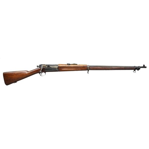 U.S. SPRINGFIELD 1898 KRAG BOLT ACTION RIFLE.