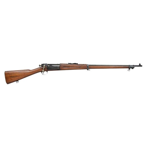 SPRINGFIELD 1898 KRAG BOLT ACTION RIFLE.