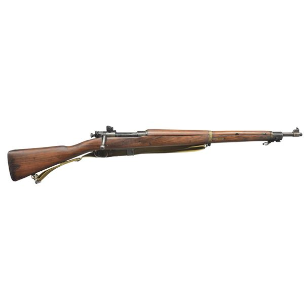 U.S. WW II SMITH CORONA 1903 A3 BOLT ACTION RIFLE.