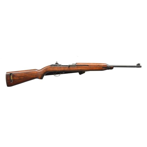 WWII US INLAND M1 SEMI AUTO CARBINE.
