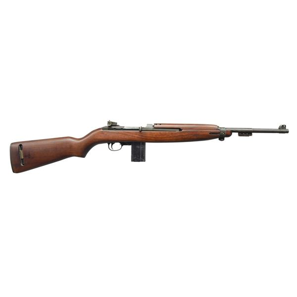 WORLD WAR II UNDERWOOD M1 SEMI AUTO CARBINE.