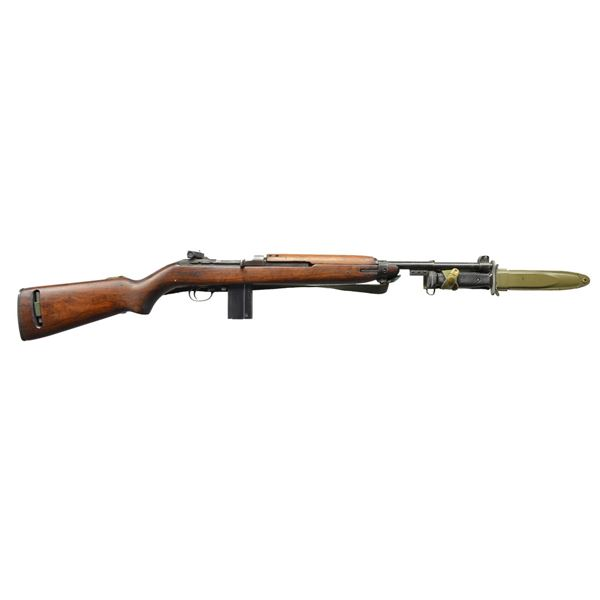 U.S. WORLD WAR II UNDERWOOD SEMI-AUTO M1 CARBINE.