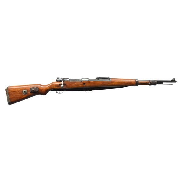 GERMAN PRE WWII CONVERSION OF GEW 98 BOLT ACTION