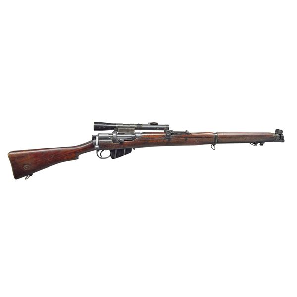 VERY RARE AND DESIRABLE BRITISH WWI SMLE BOLT