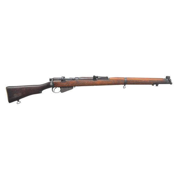 BSA LEE ENFIELD NO. 3 WWI BOLT ACTION RIFLE.