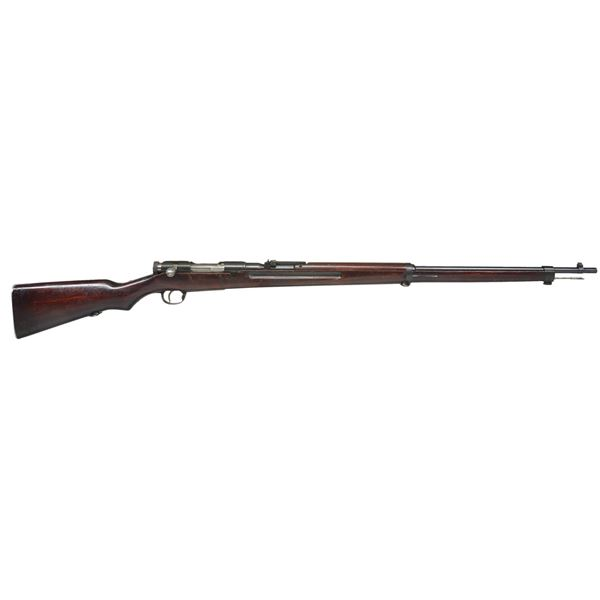WWII JAPANESE TYPE 38 BOLT ACTION INFANTRY RIFLE.