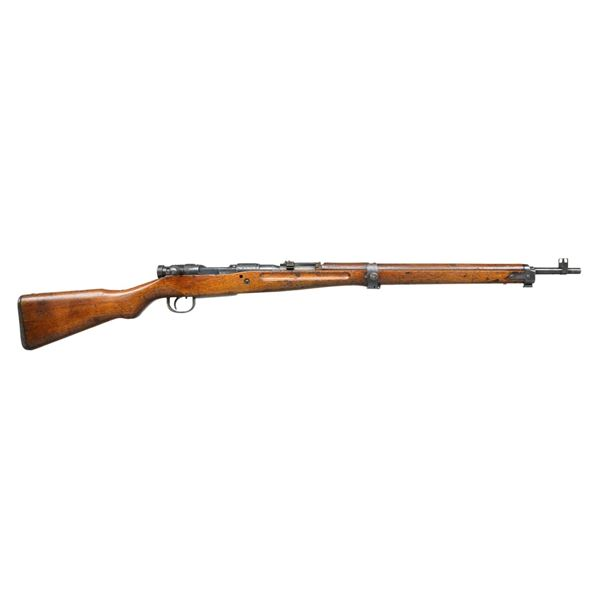 WWII JAPANESE TYPE 99 BOLT ACTION RIFLE.