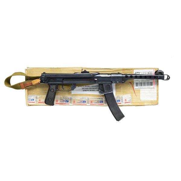 INTERESTING PIONEER ARMS PPS43-C PISTOL.