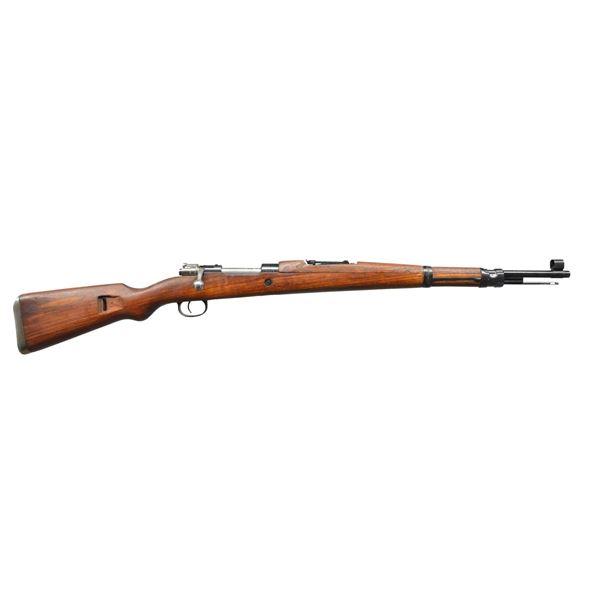 YUGOSLAVIAN M48B0 BOLT ACTION RIFLE.
