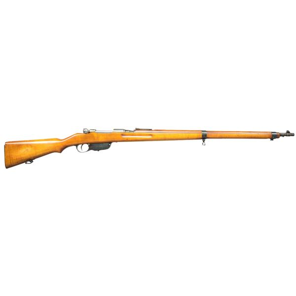 WWI STEYR MODEL 1895 STRAIGHT PULL BOLT ACTION