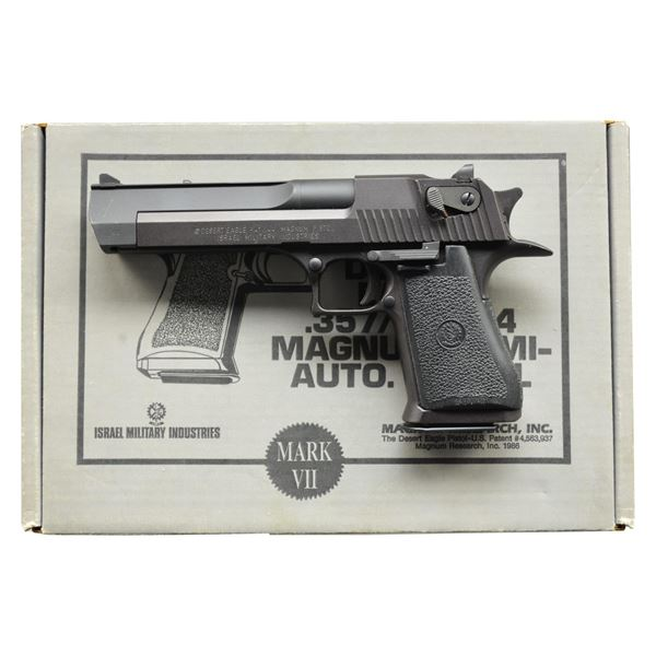 CLASSIC 44 MAG. IMI DESERT EAGLE IN FACTORY BOX.