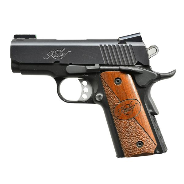 KIMBER ULTRA CARRY II SEMI AUTO PISTOL.