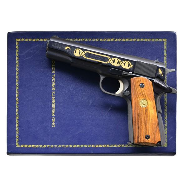 COLT 1911A1 OHIO PRESIDENTS SPECIAL EDITION SEMI
