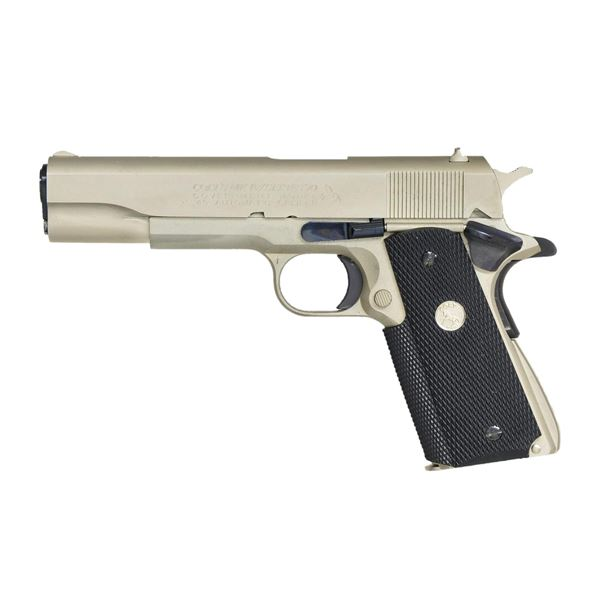 COLT MARK IV SERIES 70 GOVERNMENT MODEL SEMI AUTO