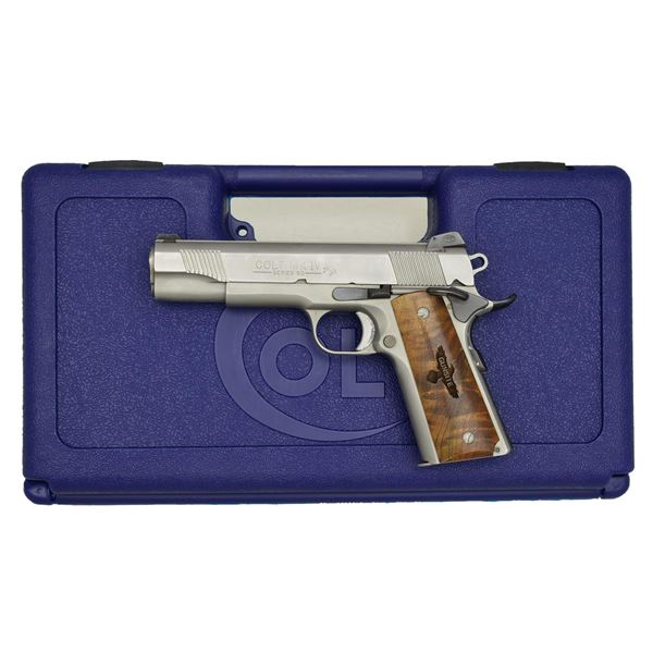 COLT CUSTOM MK IV SERIES 80 GOVERNMENT MODEL SEMI