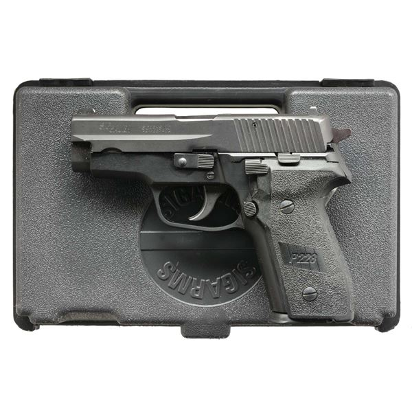 SIG P228 TDA 9MM PISTOL.