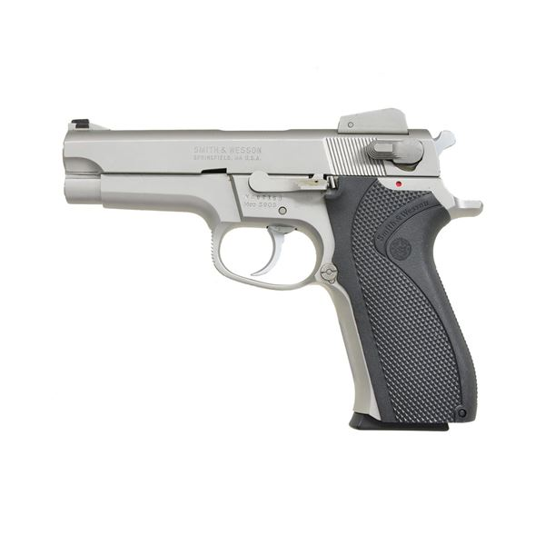 SMITH & WESSON 5906 STAINLESS STEEL SEMI-AUTO