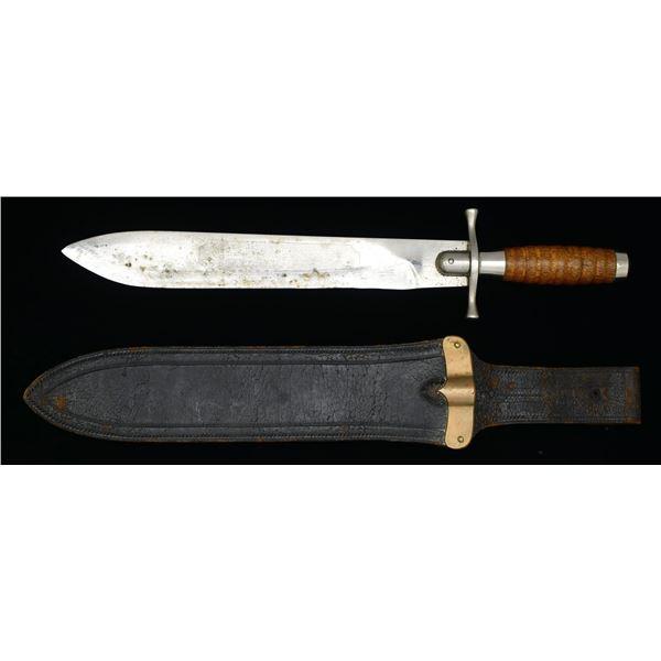 US M1887 ARMY HOSPITAL CORPS KNIFE.
