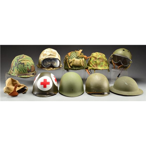 MILITARY BOOTS, HELMETS, WEB GEAR & MORE.
