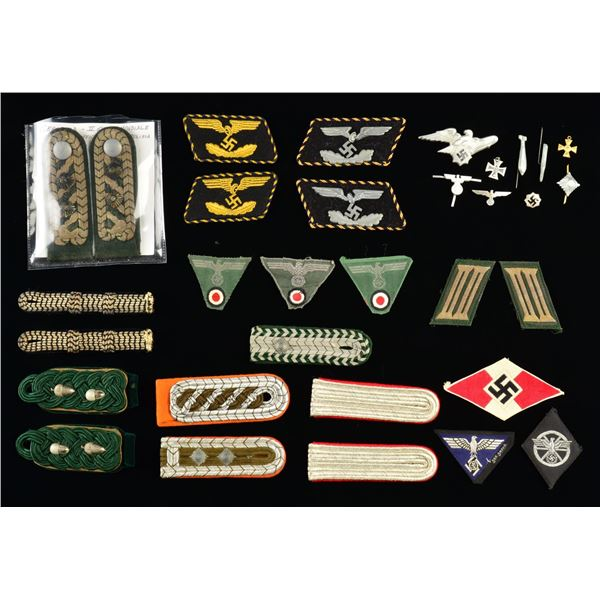 WWII GERMAN MILITARIA.