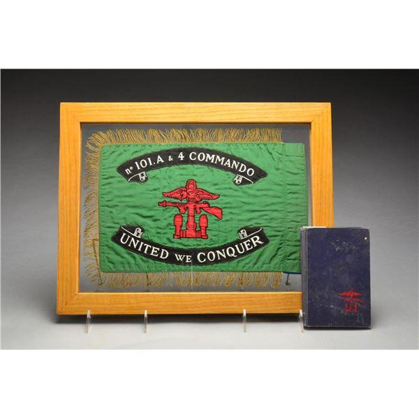 4TH COMMANDO COMPANY MARINE AMPHIBIOUS FORCE